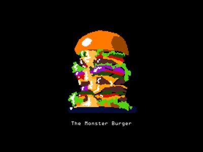 The Monster Burger