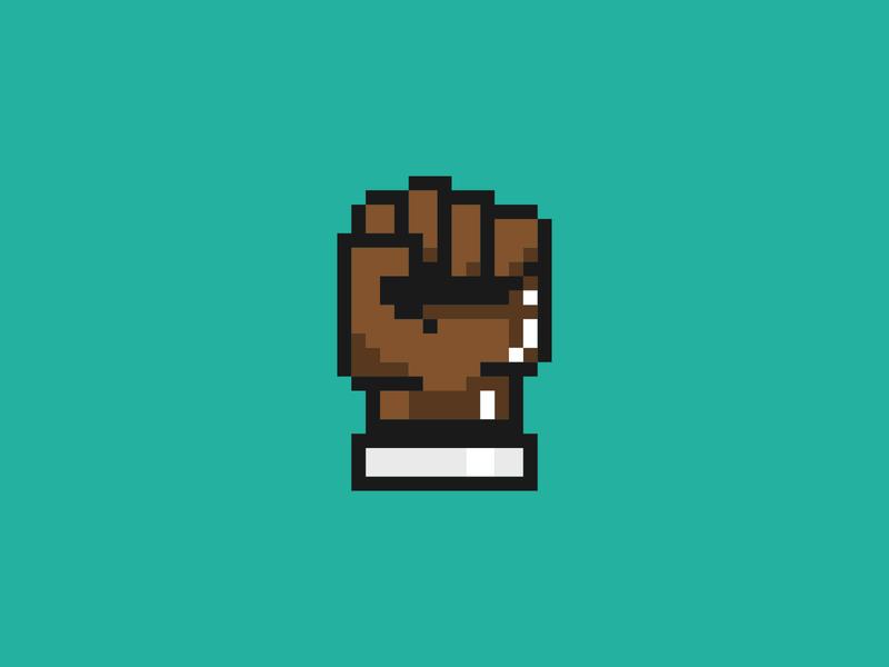 Afrotech 2018 diversity illustration branding