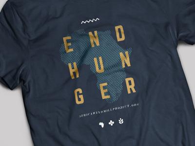 End Hunger Tshirt