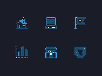 Hacktober Icons