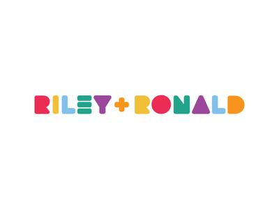 Riley+Ronald