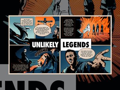 Unlikely Legends