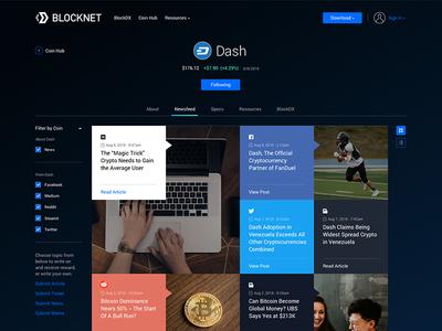 Blocknet - Coin Profile
