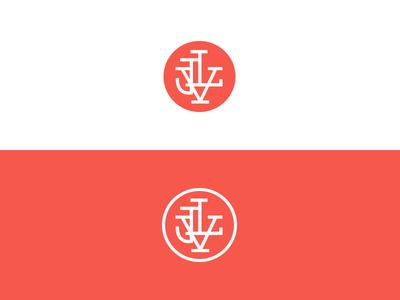 Thick Lines logo badge logomark brand