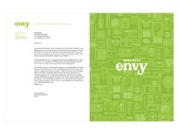 Envy Letterhead