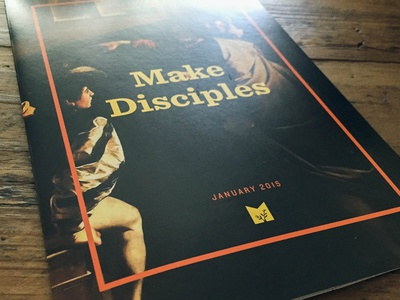 Make Disciples Flyer