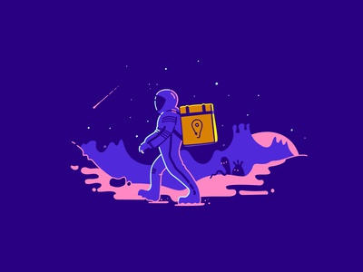 Space delivery service