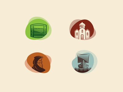 Beer mood icons