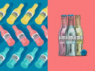 Tonic flavors