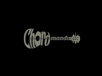 Chordmandu logo music logo