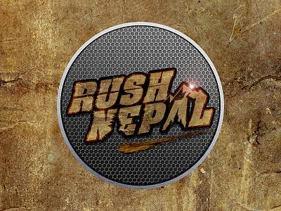 Rush Nepal logo
