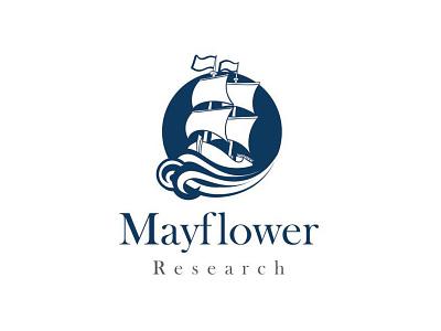 May Flower logo