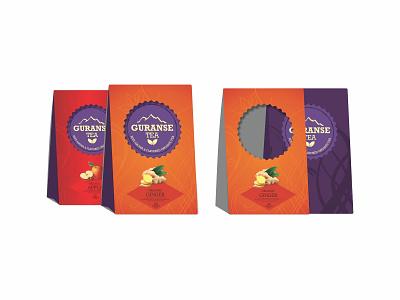 Packaging tea packaging branding package mockup packagedesign graphic  design