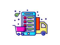 E commerce filled color 3