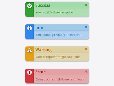 Notifications bootstrap ui notifications notification