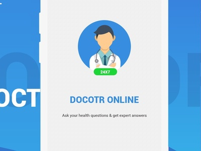 UX-UI Product Design for Doctor App