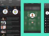 Football News & Scores App
