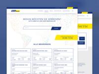 ReiseBank Relaunch