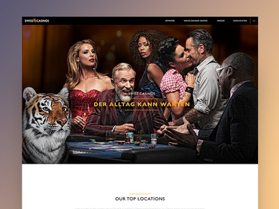 Swiss Casinos online casino swiss website tiger ui ux casino