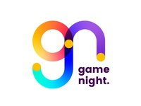 Game Night Minimal Concept