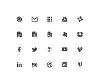 Black icons %28without circle%29 by michal waclaw kulesza