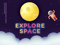 Exploring space-monster