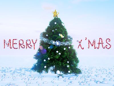 Xmastree tree christmas