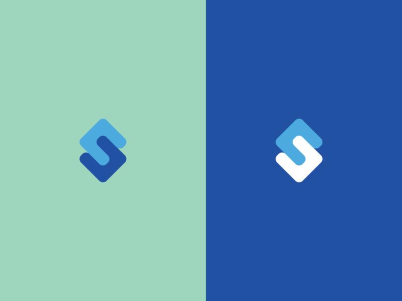♾️ Logomark WIP ♾️ app tech logo graphic designer flat illustration icon wip logodesign logotype logomark typography type color lettering vector design illustrator branding graphic design logo illustration
