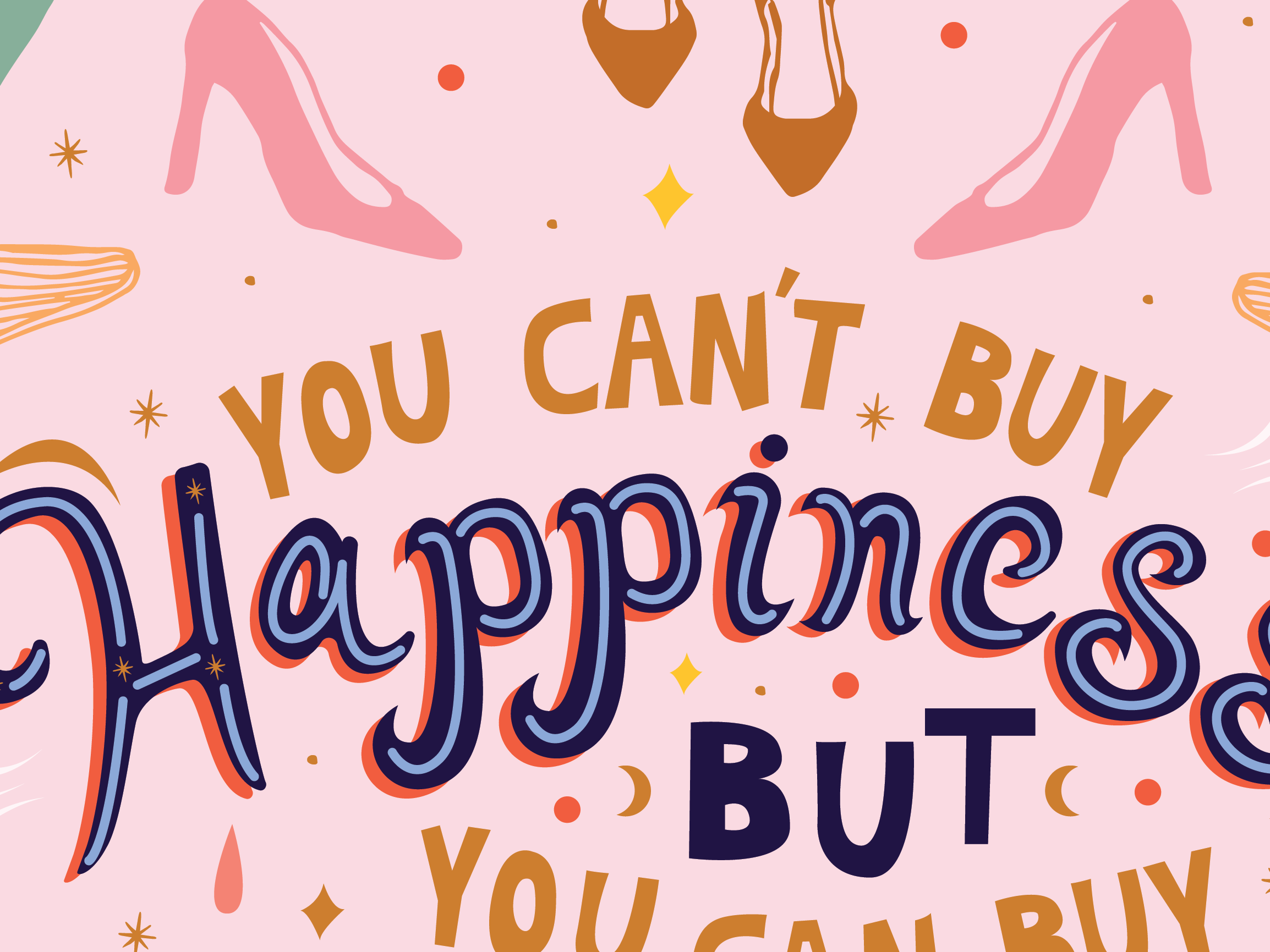 Happiness and stuff