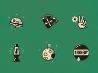 1960's Icons
