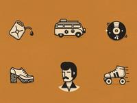 1970's Icons
