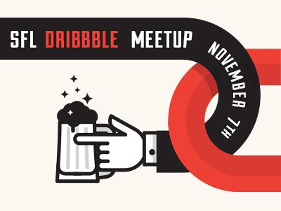 South Florida Dribbble Meet dribbble meetup sfl meet meetup south florida social