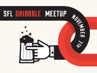 South Florida Dribbble Meet