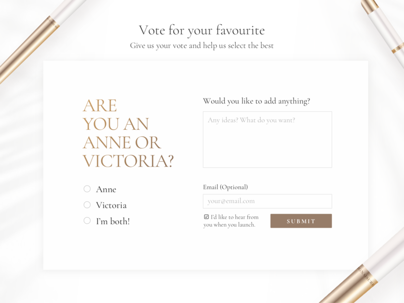 Voting Designs Themes Templates And Downloadable Graphic Elements On Dribbble