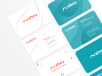 REBCA Branding – Business Cards