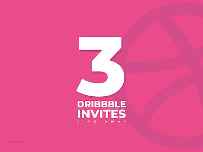 Grab Your Invite! 3 invites draft invitation icon iconography illustration vector player invite dribbble