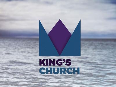 Kings Church church christian logo king alabaster