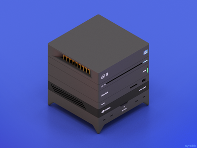 Modular Computer Concept