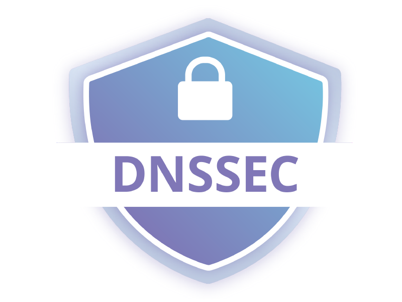 DNSSEC lock shield security server name dns