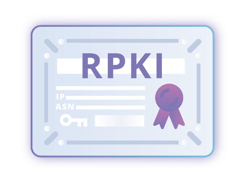 RPKI key secure ip internet award certificate