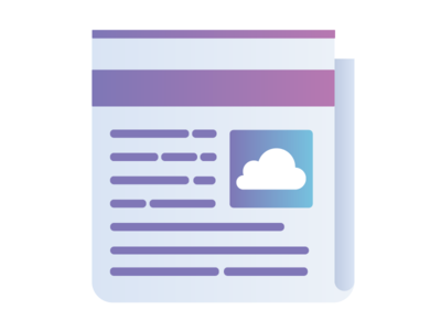 Cloud Newspaper update headline cloud news
