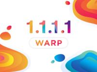 1.1.1.1 with Warp