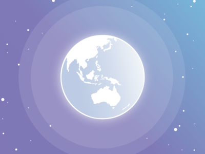 Earth Day earth day map sustainability planet stars blue space globe earth