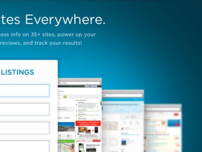 Hero Form - Detail hero browsers form banner header ui ux websites