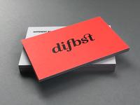 Difbst Cards