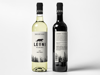Leoni Farms Main Label