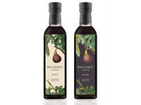 Balsamic Vinegar Label Study