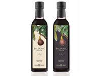 Balsamic Vinegar Label Alt