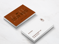 Dylan Weiss Business Card