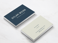 Dylanweiss Business Card Reject